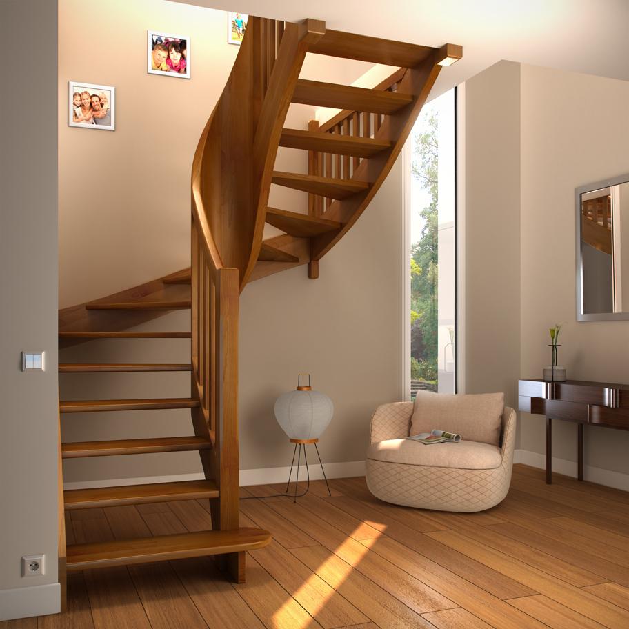 escaliers davy escalier blois. Black Bedroom Furniture Sets. Home Design Ideas